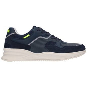 Sapatos Homem Sapatilhas Bullboxer ARKANSAS X956-X2-8093A Hombre Azul marino bleu