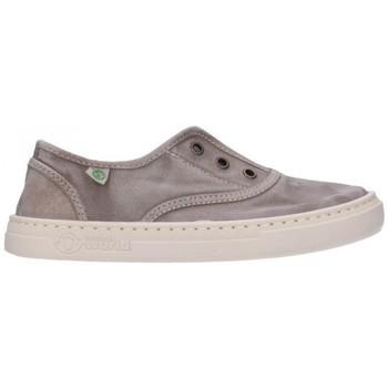 Sapatos Rapaz Sapatilhas Natural World 6470E 670 Niño Gris gris