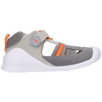 Sapatos Rapaz Sandálias Biomecanics 202214 Niño Gris gris