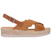 Sapatos Mulher Sandálias Oh My Sandals For Rin OH MY SANDALS 4682 SERRAJE CAMEL Mujer Camel marron