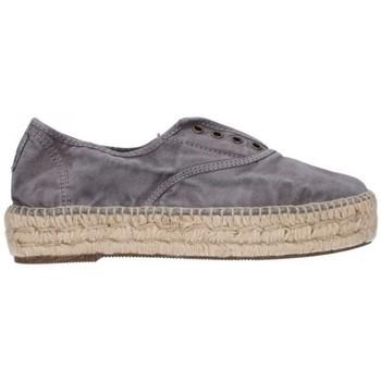 Sapatos Homem Alpargatas Natural World 687E  623 Mujer Gris gris