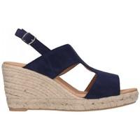 Sapatos Homem Alpargatas Paseart HIE/S324 SERRAJE MARINO Mujer Azul marino bleu