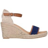Sapatos Homem Alpargatas Paseart HIE/A436 ANTE JEANS Mujer Jeans bleu