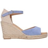 Sapatos Homem Alpargatas Paseart ADN/A383 ANTE DENIM Mujer Azul bleu