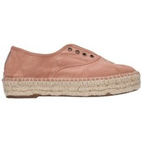 Sapatos Homem Alpargatas Natural World 687  531 Mujer Nude rose