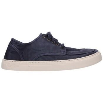 Sapatos Homem Sapatilhas Natural World 6604E 677 Hombre Azul marino bleu