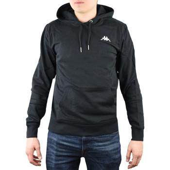Textil Homem Sweats Kappa Vend Hooded 707390-19-4006 Noir