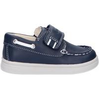 Sapatos Rapaz Sapato de vela Geox B922CB 00085 B DJROCK Azul