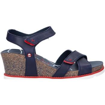 Sapatos Mulher Alpargatas Panama Jack Vieri Navy B4 Azul