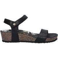 Sapatos Mulher Sandálias Panama Jack CAPRI AMAZONIC B2 Negro