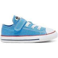 Sapatos Rapaz Sapatilhas Converse Zapatillas  766823C Azul Azul