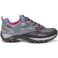 Sapatos Homem Sapatilhas de corrida Chiruca Zapatillas  Aruba 05 Gore-Tex Cinza