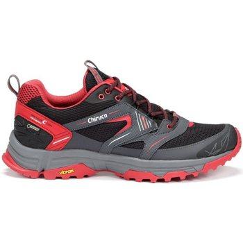 Sapatos Homem Sapatilhas de corrida Chiruca Zapatillas  Maui 09 Gore-Tex Preto