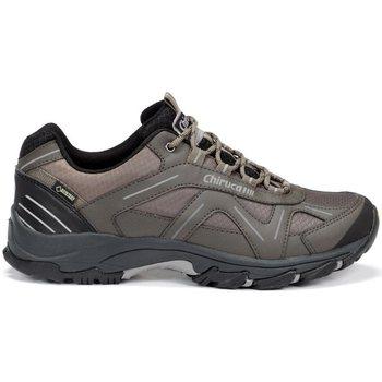 Sapatos Homem Sapatilhas de corrida Chiruca Zapatillas  Sumatra 01 Gore-Tex Castanho