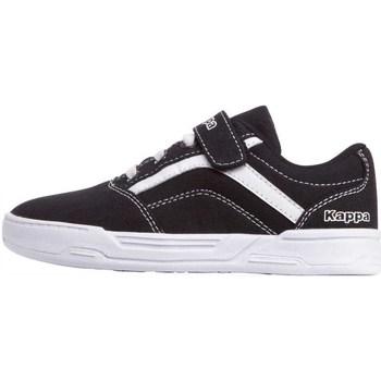 Sapatos Criança Sapatilhas Kappa Chose Sun K Preto