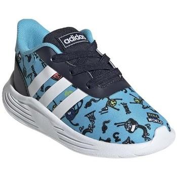 Sapatos Rapaz Sapatilhas adidas Originals Lite Racer 20 I Azul, Azul marinho
