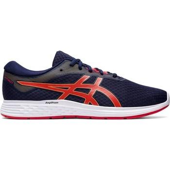Sapatos Homem Sapatilhas de corrida Asics Patriot 11 Branco, Vermelho, Azul marinho