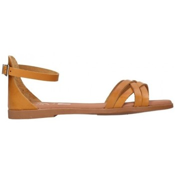 Sapatos Mulher Sandálias Oh My Sandals For Rin OH MY SANDALS 4644 MOSTAZA Mujer Amarillo jaune