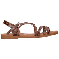 Sapatos Mulher Sandálias Oh My Sandals For Rin OH MY SANDALS 4640 TODO REPTILE ROBLE Mujer Cuero marron