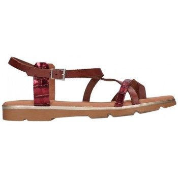Sapatos Mulher Sandálias Oh My Sandals For Rin OH MY SANDALS 4651 CAOBA MULTI Mujer Marron marron