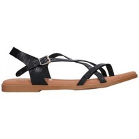 Sapatos Mulher Sandálias Oh My Sandals For Rin OH MY SANDALS 4641 BREDA NEGRO Mujer Negro noir