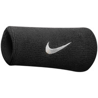 Acessórios Acessórios de desporto Nike Poignets éponge  swoosh doublewide noir
