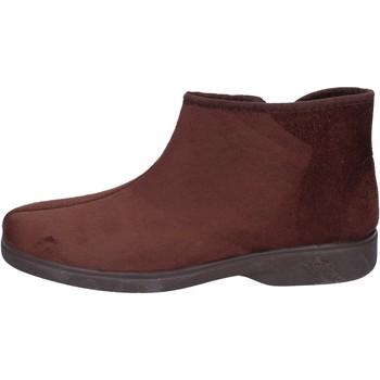Sapatos Homem Chinelos Mauri Moda Chinelos BN911 Castanho