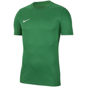 Textil Rapaz T-Shirt mangas curtas Nike Dry Park Vii Jsy Verde