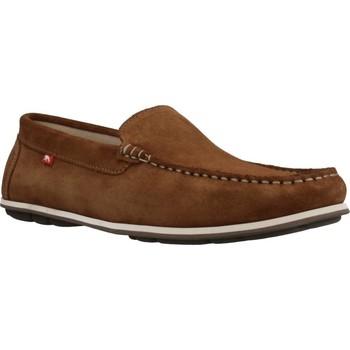 Sapatos Homem Mocassins Fluchos KIOWA Marron