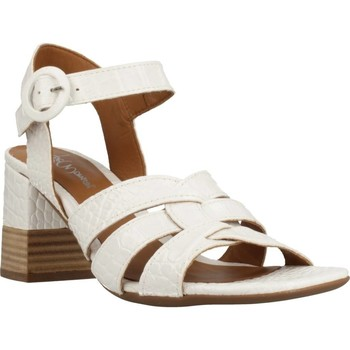 Sapatos Mulher Sandálias Alpe 4684 63 Branco