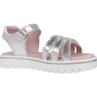 Sapatos Rapariga Sandálias Garvalin 202652 Silver
