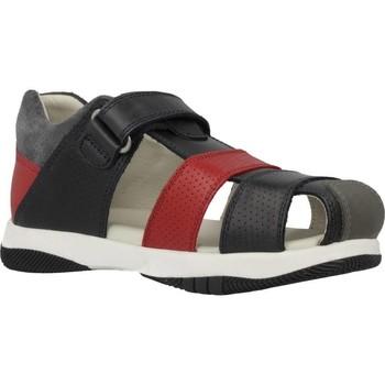 Sapatos Rapaz Sandálias Garvalin 202452 Azul