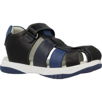 Sapatos Rapaz Sandálias Garvalin 202458 Preto