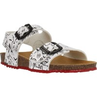 Sapatos Rapaz Sandálias Garvalin 202472 Branco