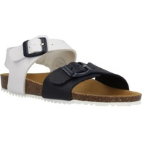 Sapatos Rapaz Sandálias Garvalin 202473 Azul