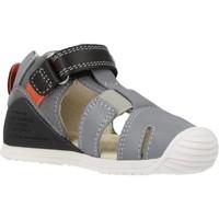 Sapatos Rapaz Sandálias Biomecanics 202136 Cinza