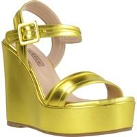Sapatos Mulher Sandálias Albano 4136AL Ouro