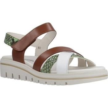 Sapatos Mulher Sandálias Piesanto 200784 08 Marron