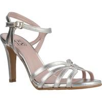 Sapatos Mulher Sandálias Joni 18155J Silver