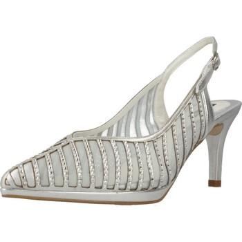 Sapatos Mulher Escarpim Argenta 33016A Silver