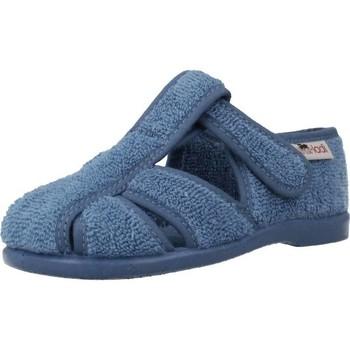 Sapatos Rapaz Chinelos Vulladi 5170 052 Azul