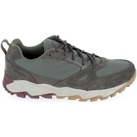 Sapatos Sapatilhas Columbia Ivo Trail Kaki Cinza