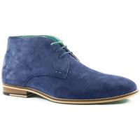 Sapatos Homem Botas baixas Parodi Shoes SIDONIO Azul