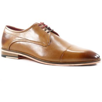 Sapatos Homem Sapatos Parodi Shoes BARTOLOMEO Castanho