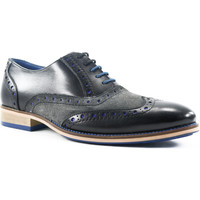 Sapatos Homem Sapatos Parodi Shoes 59/NAPOLEONE.NERO Black