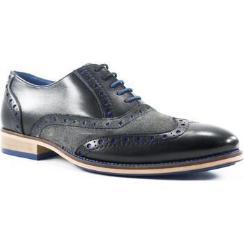 Sapatos Homem Sapatos Parodi Shoes NAPOLEONE Preto