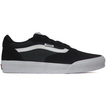 Sapatos Mulher Sapatilhas Vans Zapatillas  Palomar VN0A3WMXIJU1 Negro-Gris Preto
