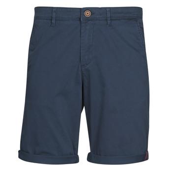 Textil Homem Shorts / Bermudas Jack & Jones JJIBOWIE Marinho