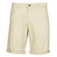 Textil Homem Shorts / Bermudas Jack & Jones JJWHITEPEPPER Bege