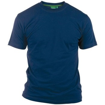 Textil Homem T-Shirt mangas curtas Duke  Marinha